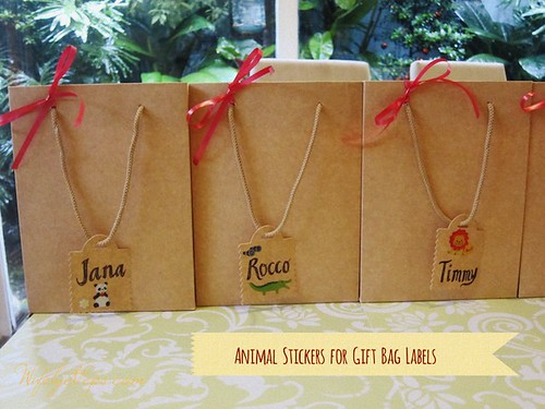 Animal-Themed Gift Bags 2