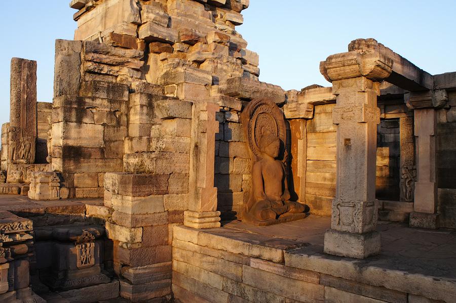 Буддийское искусство ступа Санчи, Индия © Kartzon Dream - авторские путешествия, авторские туры в Индию, тревел видео, фототуры