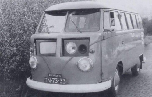 TN-73-33 Volkswagen Transporter kombi 1963