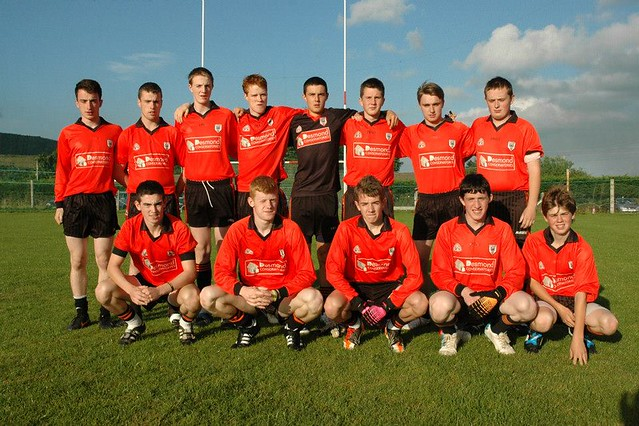 St. Colum's Minor Football Team 2013