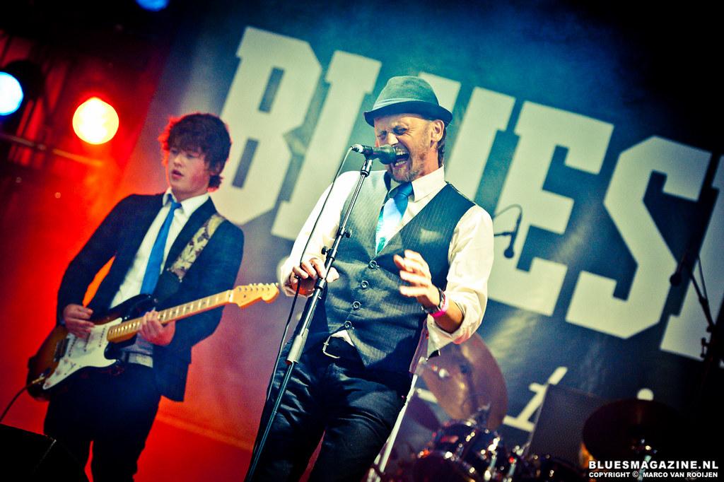 Guy Smeets Band @ BluesRock Festival Tegelen 2013