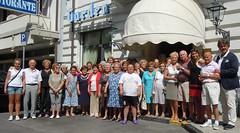 Vacanze anziani 2013 gruppo
