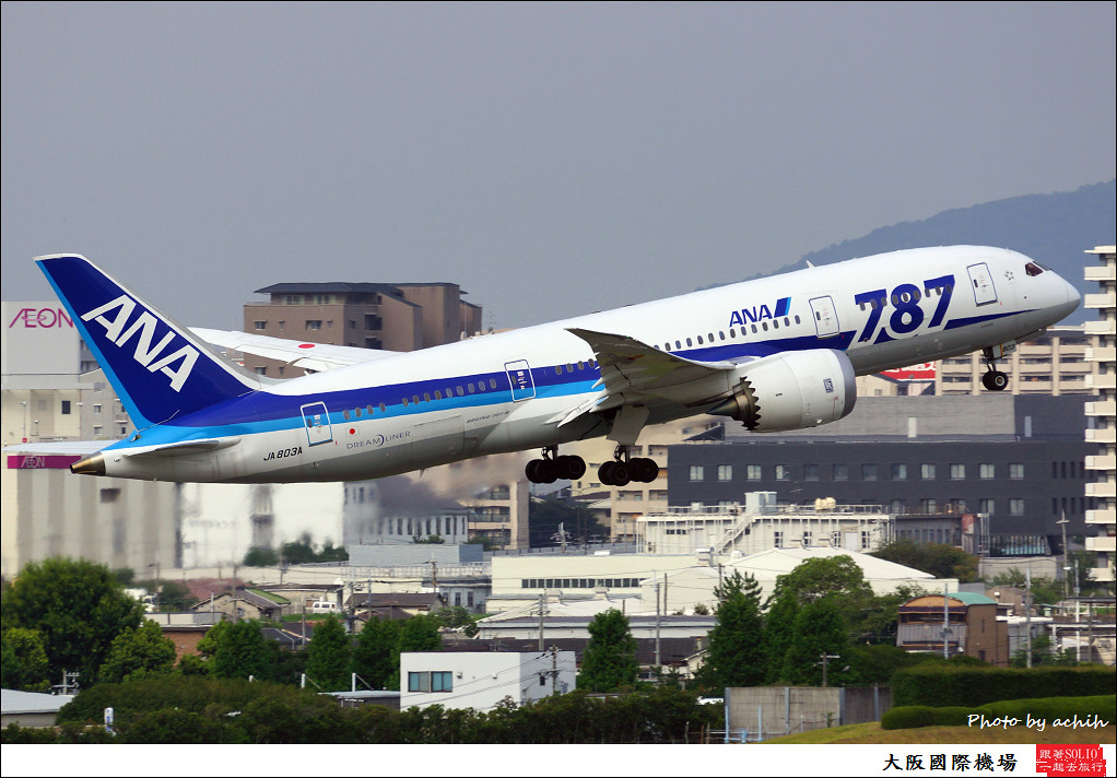 All Nippon Airways - ANA JA803A-013