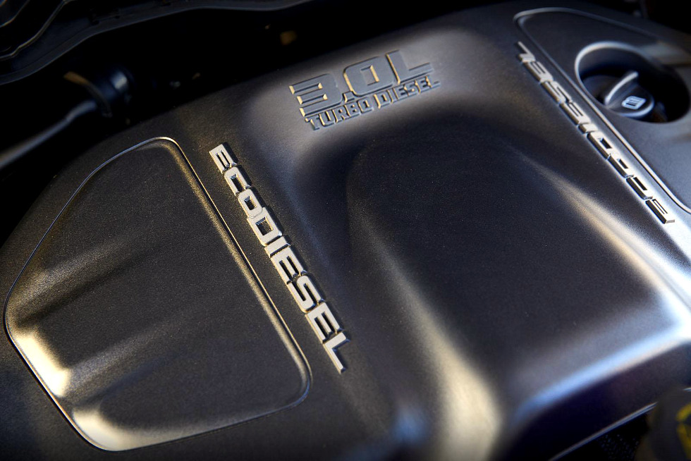 3.0L EcoDiesel Engine Cover