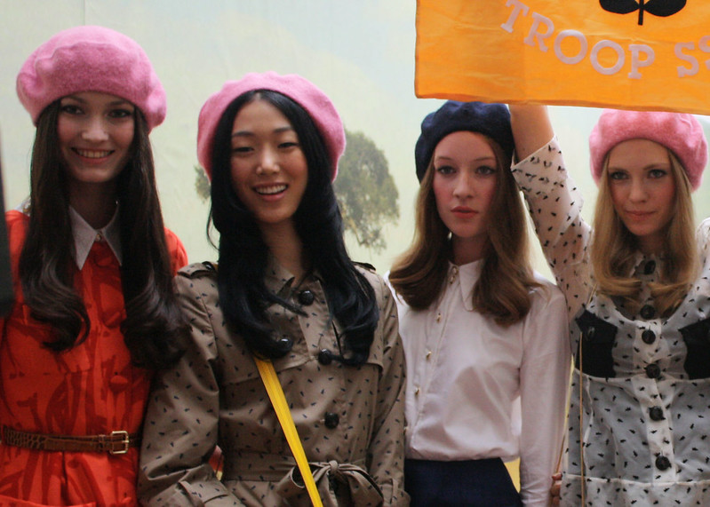 UK Fashion Blog Orla Kiely LFW SS14