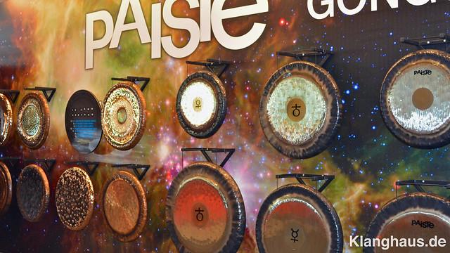 Paiste Gongs 2013