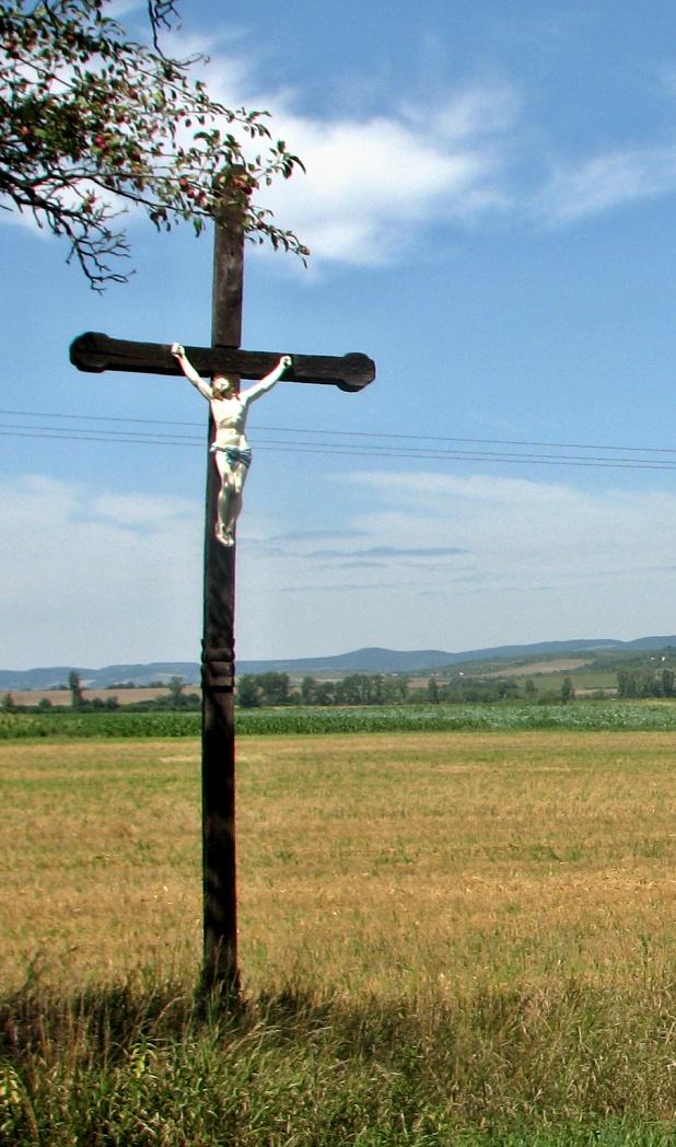 Kríž pri ceste do Chrastiniec