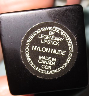 Smashbox Be Legendary Lipstick - Nylon Nude Label
