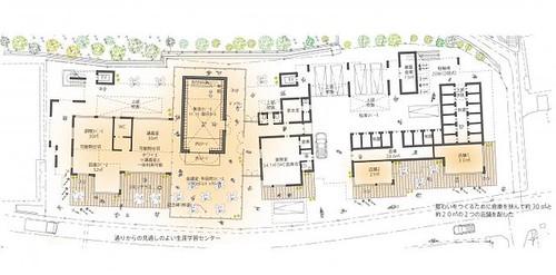 Kamaishi-Housing-Plan