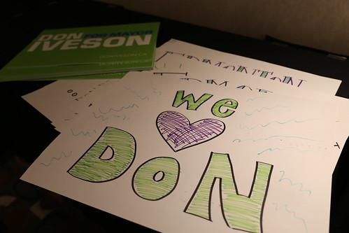 Don Iveson Rally