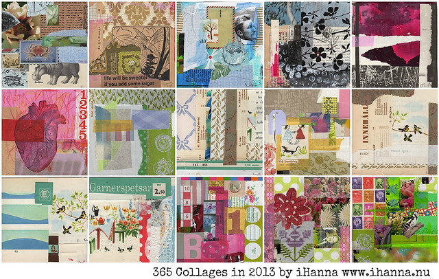 Some more Collages by iHanna of www.ihanna.nu