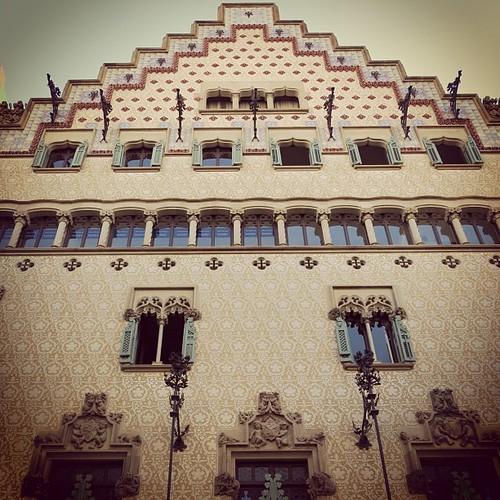 ♡ ♡ ♡ #casaamatller #barcelona