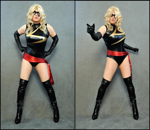 Ms Marvel by Helena Love
