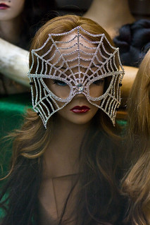 The Glamorous Spider-Woman