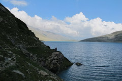 kashmir gangabal lake@trekkashmir.com