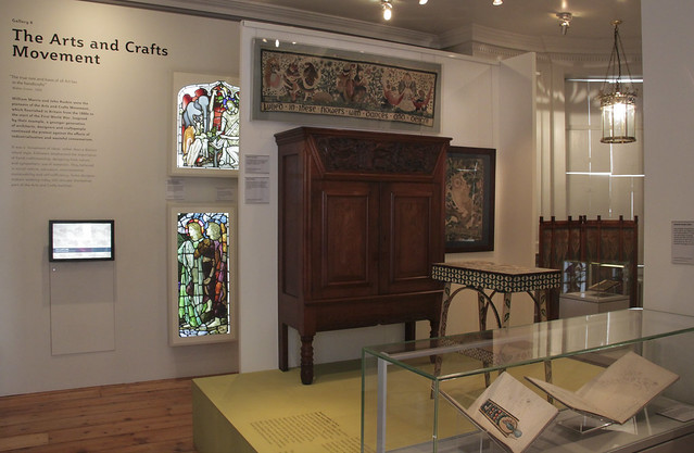 The Arts and Craft Movement room