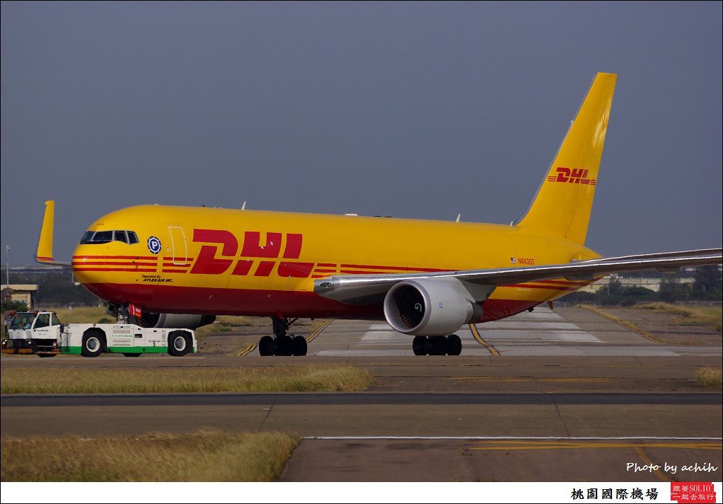 DHL (Atlas Air) N643GT-008