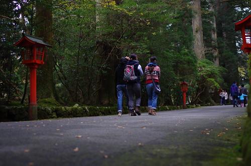 箱根神社 #1