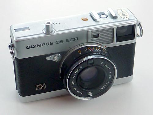 Olympus-35 ECR by pho-Tony