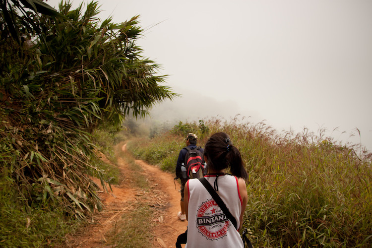 2 Day 1 Night Trek + Home Stay in Laos