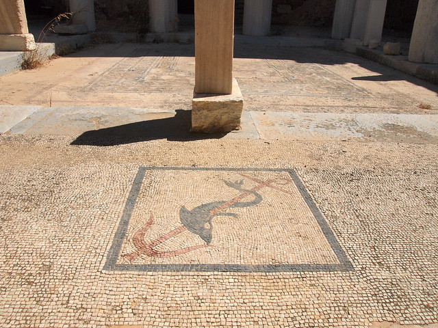 House of Dolphins on Delos