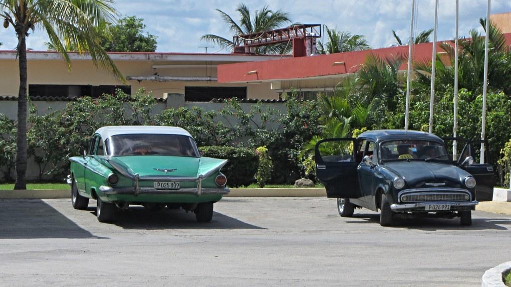 Cuba. Taxi.