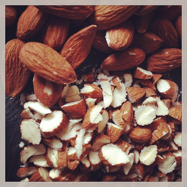 #almonds for my #Christmas cake.