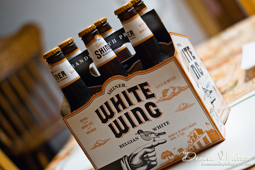 Shiner White Wing