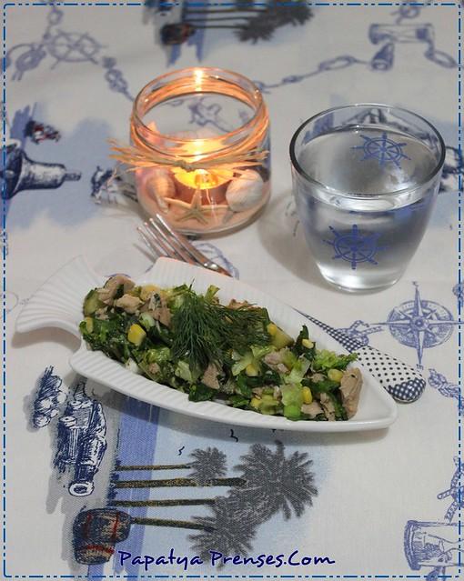 ton balıklı salata 006