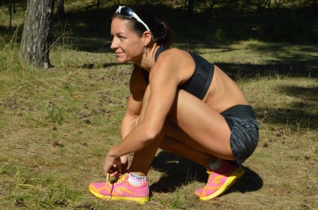 Odložila berle, uběhla maraton a vyhrála Women's Challenge