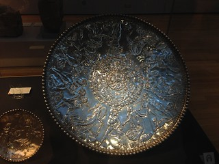 Roman platter found in Britain