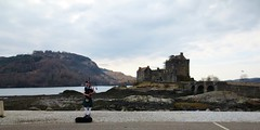 Piper at Eileen Donan