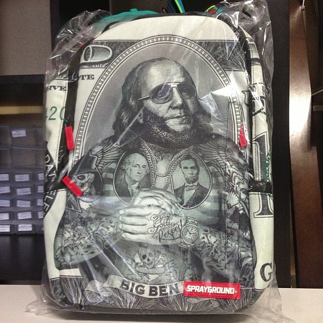 bde441e874 ...  BigBen Sprayground Backpack Now available!! We now carry Backpacks    Duffle Bags Come