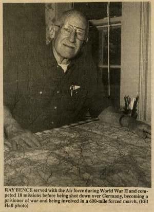 Ray Bence - Westport, MA