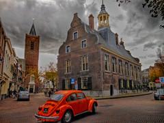 Schiedam , het Oude Stadhuis