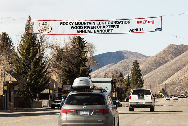 Rocky Mountain Elk Foundation Wood River Chapter's Annual ...