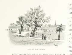 """British Library digitised image from page 173 of """"London City Suburbs as they are to-day ... Illustrated by W. Luker ... from original drawings"""""""