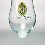 ベルギービール大好き!!【コルセンドンク・パーテルの専用グラス】(管理人所有 )