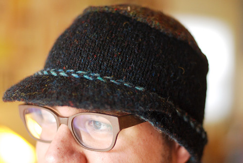 Pete's Harris Tweed hat