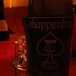 ベルギービール大好き!! スホッペンブール・トリペル Schuppenboer Tripel