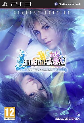 FFX&X-2 Ltd Edition