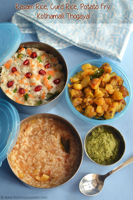 Lunch box recipes for kids kids lunch box recipe ideas sharmis peas pulao rasam ricecurd rice forumfinder Gallery