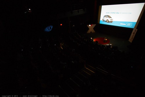 Jack Abbott Thanks Car2Go  for Sponsoring TEDx   TEDxSanDiego 20