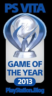PlayStation Blog Game of the Year Awards 2013: PS Vita GOTY Platinum