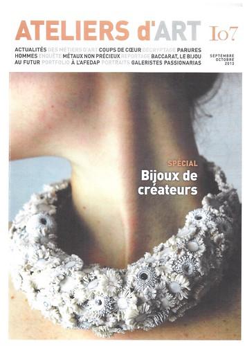 La Boutique Extraordinaire - Presse / Ateliers D'Art - Circuits Bijoux