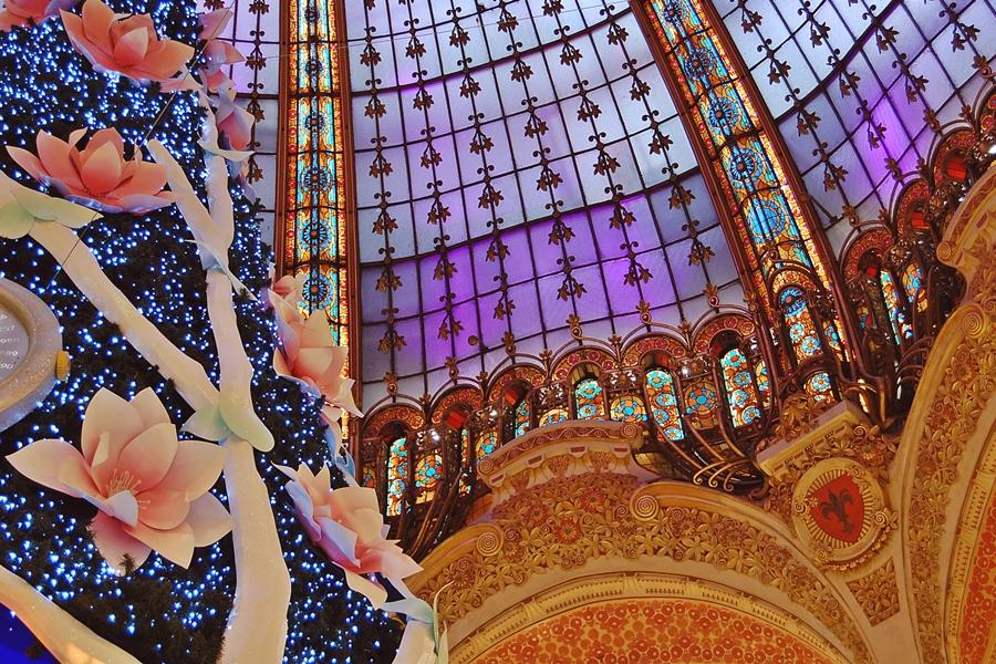 Sapin Galeries Lafayette (4)