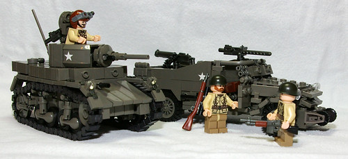 M3 Scout Car by LegoUli