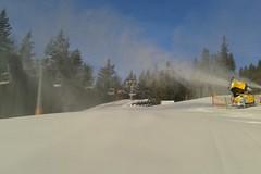 Aktuální sněhové zpravodajství: boj se sněhem