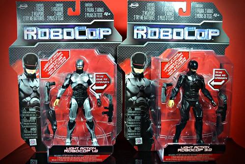 """Robocop (2014) 6"""" - 1.0 & 3.0"""