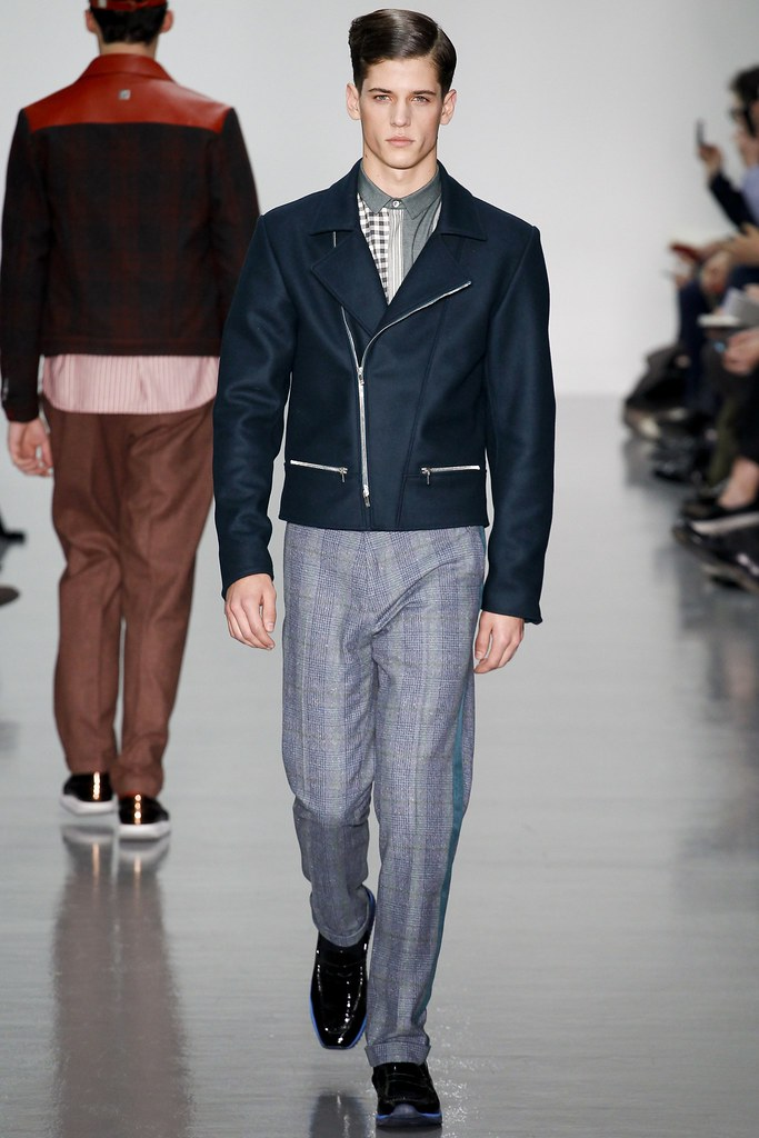 FW14 London Richard Nicoll007_Nate Hill(VOGUE)
